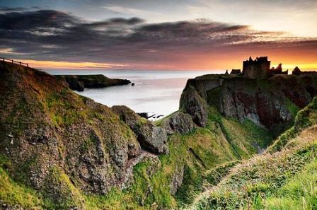 You are browsing images from the article: Dunnottar Castle - zamek na skale... jeden z najpiękniejszych w Szkocji