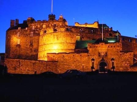 You are browsing images from the article: Edinburgh Castle - zamek w Edynburgu i korona stolicy Szkocji