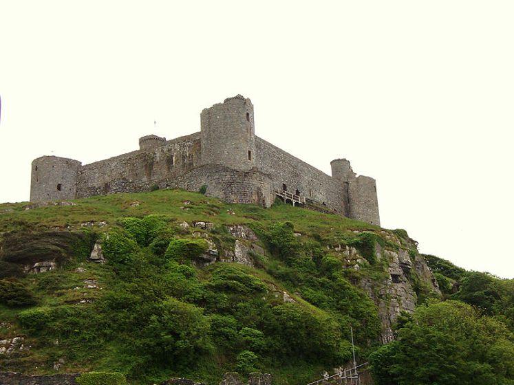 You are browsing images from the article: Harlech Castle - walijska fortyfikacja obronna z XIII wieku